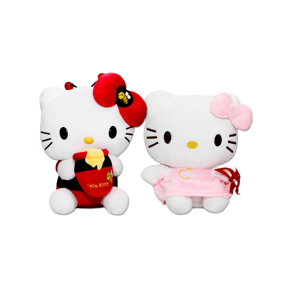 Hello Kitty Stuff Toys : Hello kitty stuffed toy fruiquet